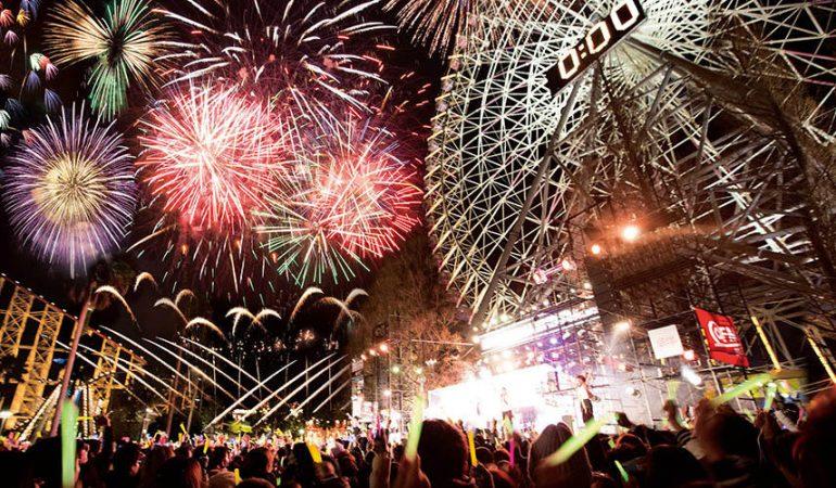 Cara Masyrakat Jepang Merayakan Tahun Baru 1
