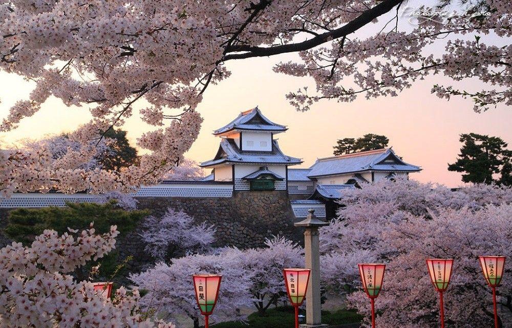 Kota Kanazawa Jepang 1