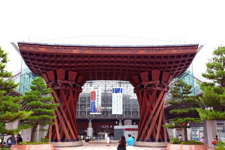Kota Kanazawa Jepang